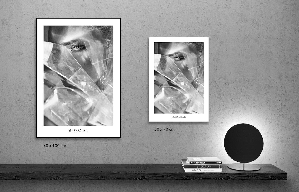 Brodziak Gallery galeria sztuki online oferuje ten czarno-biały plakat. Ta fotografia artystyczna znajduje idealne zastosowanie jako dekoracja we wnętrzu, szczególnie dla osób związanych z dziedziną jaką jest architektura wnętrz. Black and white poster available for purchase through the online photo gallery. This fine art photography fits perfectly in any interior design and makes it full of beautiful wall decoration.