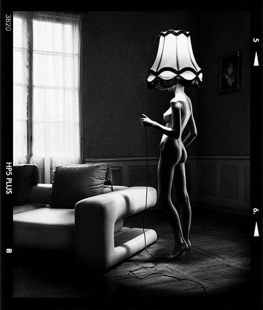 Lamp by Szymon Brodziak
