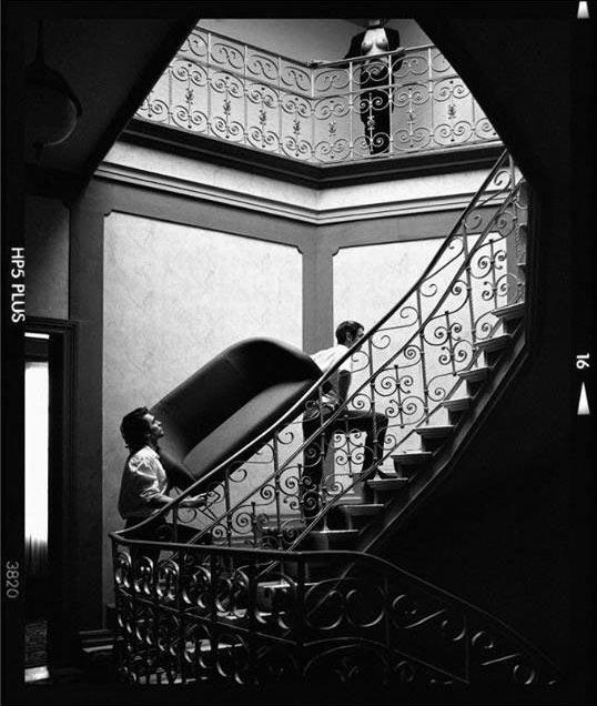 Staircase by Szymon Brodziak