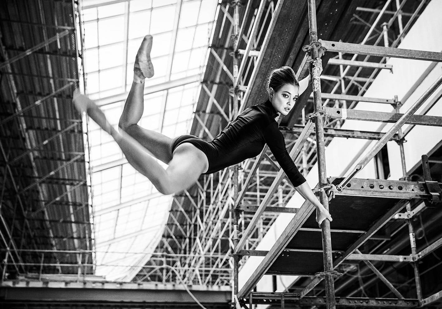 Ballerina #02 fot. Szymon Brodziak