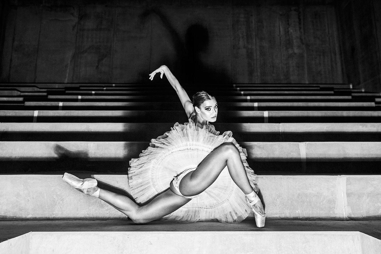 Ballerina #03 fot. Szymon Brodziak