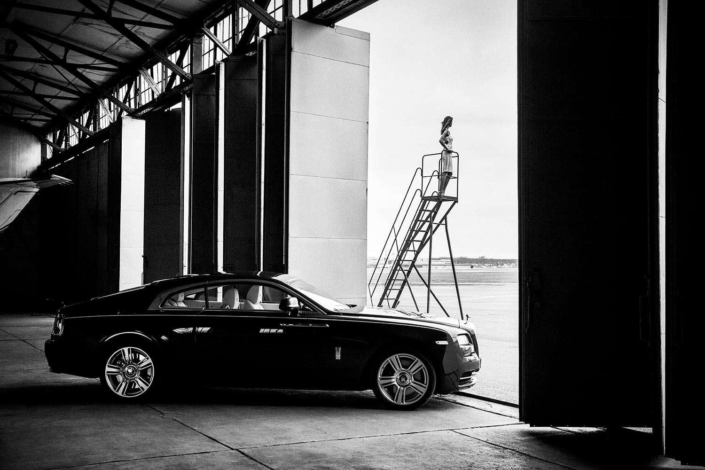 Rolls-Royce Wraith #17