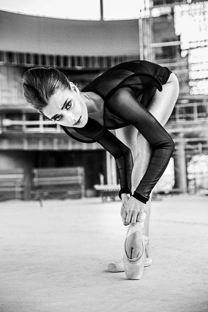 Ballerina #09 fot. Szymon Brodziak