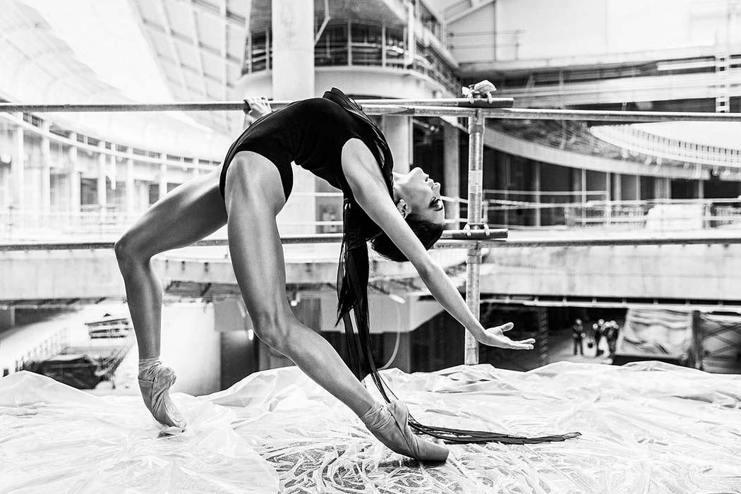 Ballerina #11 fot. Szymon Brodziak