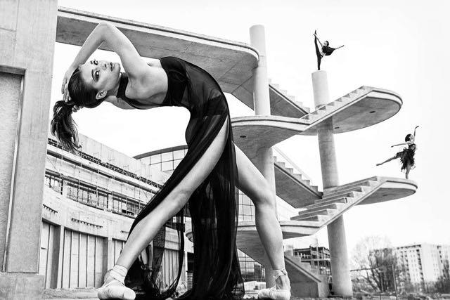 Ballerina #16 fot. Szymon Brodziak